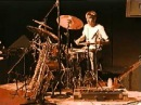 Keith Carlock drum solo with Superband 1998