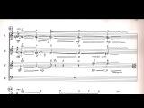 Giacinto Scelsi - String Quartet No. 5 (w score) (1984)