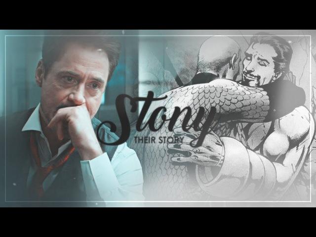 SteveTony • their story