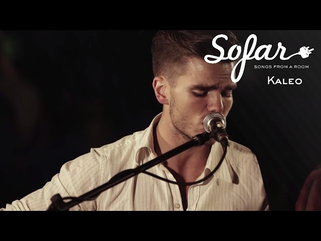 Kaleo - Way Down We Go   Sofar London