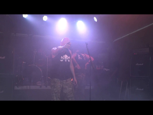 Impaled Nazarene - Sadhu Satana Total War - Winter War LIVE 2014