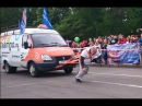 Силовой экстрим KARELIA STRONG Одинаев А. Тяга автомобиля