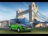 New Ford Transit Plug-in Hybrid (PHEV) 2019