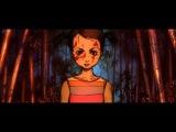 Убить Билла. История О-Рен Иши.  Kill Bill Vol. 1. Anime scene with O-Ren Ishii.