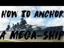 How To Anchor a Mega-Ship | Anchoring Equipment Explained! | Life at Sea