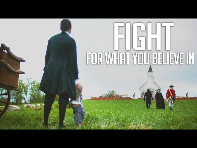 TURN || Fight For What You Believe In