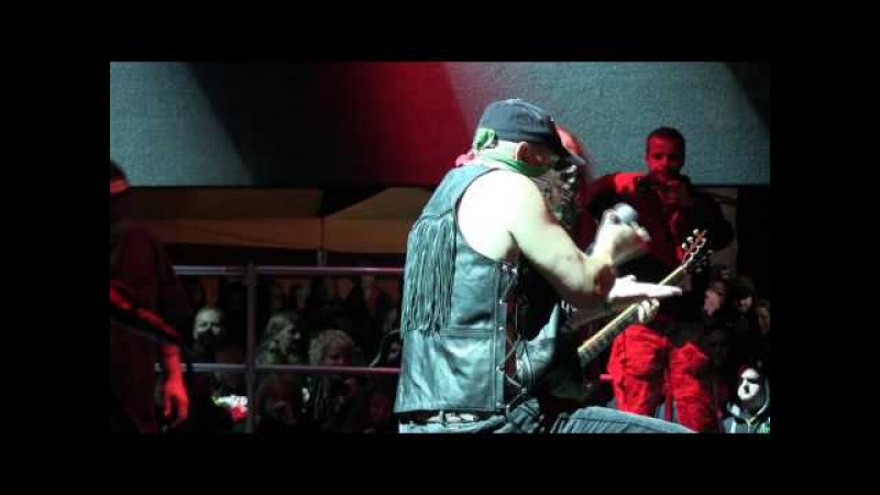 BRUJERIA Live At OBSCENE EXTREME 2016 HD