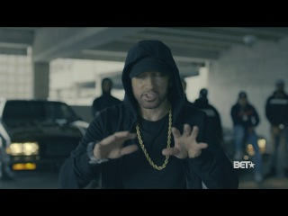 Eminem Rips Donald Trump In BET Hip Hop Awards Freestyle Cypher [Рэп Voлна]