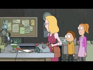 Рик и Морти 3 сезон 3 серия - Маринованный Рик (Сыендук)   Rick and Morty S03E03 303 - Pickle Rick