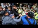 Вести.Ru: Порошенко надеется, что митинг у Рады пройдет эффективно