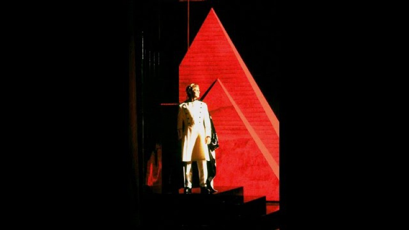 Franco Fagioli countertenor Va tacito e nascosto iconic Cesare aria, Cecilia Bartoli recital 2010