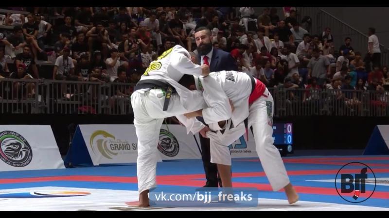 Roberto Satoshi vs Tiago Bravo TokyoGS