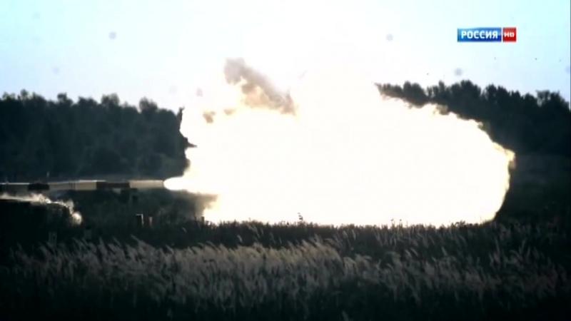 Танковый биатлон 2 (клип)