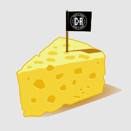 Caspa альбом Cheese