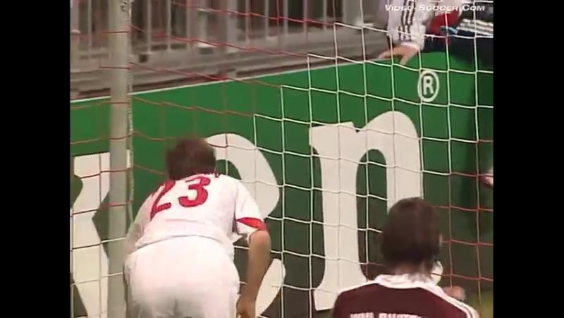 Лига Чемпионов 2006/07. Бавария (Германия) - Спартак (Москва) - 4:0 (0:0)