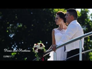Denis and Svetlana 12.08.17
