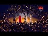 Неплохое и красивое исполнение песни John Lennon - Imagine [Церемония открытия ОИ в Корее 2018 ,09.02.2018]