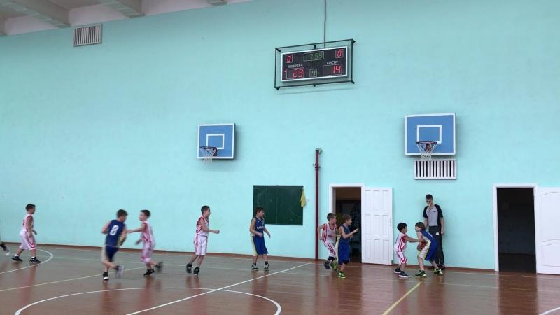 20.01.18 Баскетбол. Юноши 2008. Богородское - Сергиев Посад (12