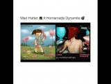 mad hatter 🎩 vs homemade dynamite 💣