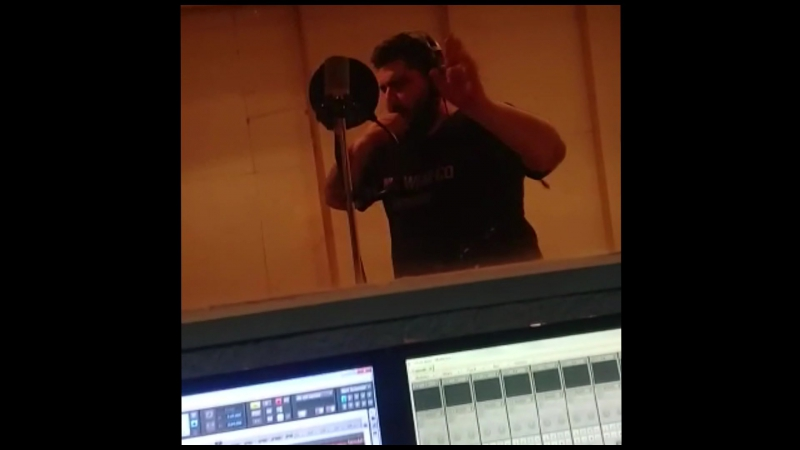 Distory - Never Done запись вокала