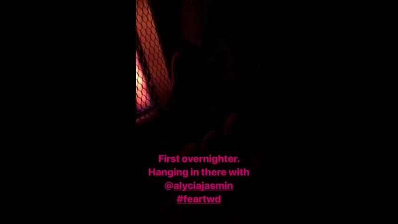 Alycia Debnam Carey её упоминание on kingofbingo Instagram 13 01 2018 смотреть онлайн без регистрации
