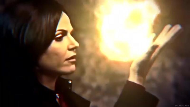 Regina Mills or Evil Queen?)