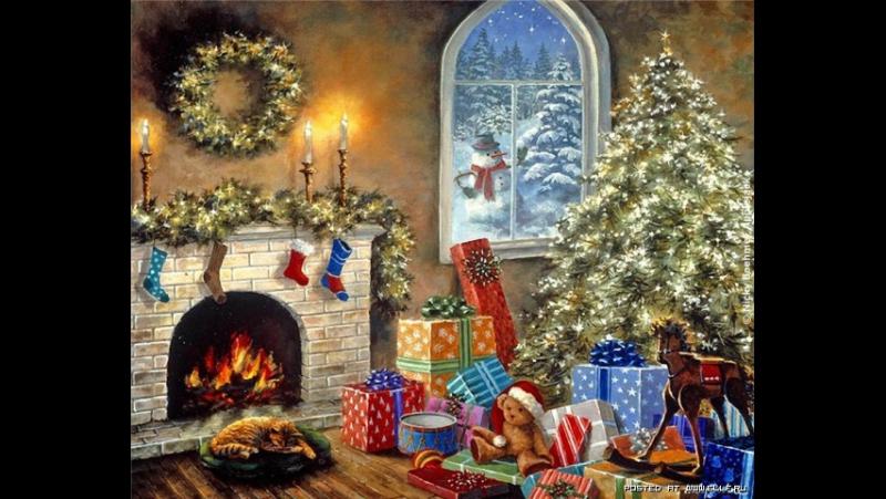 Питание как Зеркало Души Новогоднее меню.
