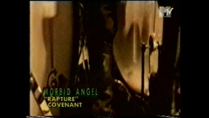 MORBID ANGEL - Rapture (MTV HEADBANGERS BALL 1993)