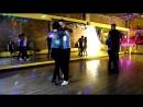Георгий танцует кизомбу