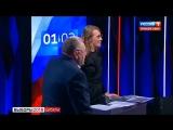 Дебаты Владимира Жириновского и Ксении Собчак