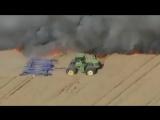 Как фермер свой урожай спасал