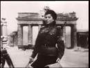 1945. Регулировщица. Берлин. Рейхстаг. Бранденбургские ворота