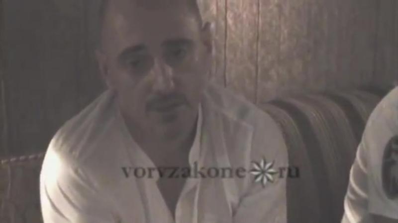 Bоровская сходка - коронация Вора в законе львиное сердце ресторан москва(Воры в законе)2