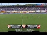 Алания - Спартак 5-2 (позор спартака и великолепная победа алании, как это было...)