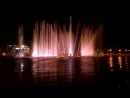 Поющий фонтан в парке Горького. Москва