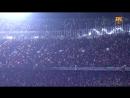 Барселона – ПСЖ 61. Празднование команды после матча