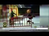 В Уфе посетительница кафе оставила коляску с ребенком без присмотра на улице