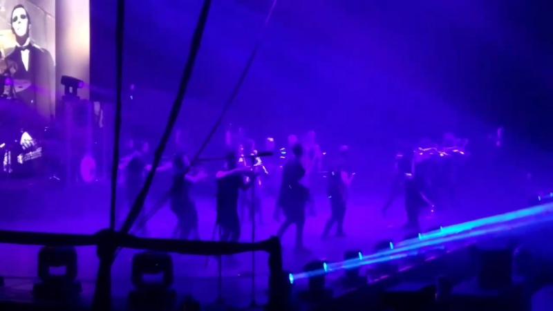 Шоу-концерт Симфонические РОК-ХИТЫ в исп. Симфонического оркестра CONCORD ORCHESTRA 2017.12.03 (Санкт-Петербург) Шоу-концерт