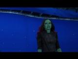 Смешные дубли со съемок фильма «Стражи Галактики. Часть 2»