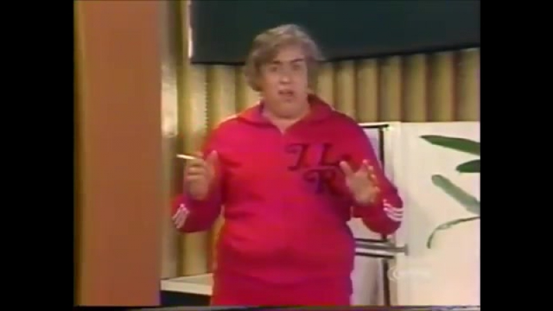 John Candy Johnny LaRue Exercise Show
