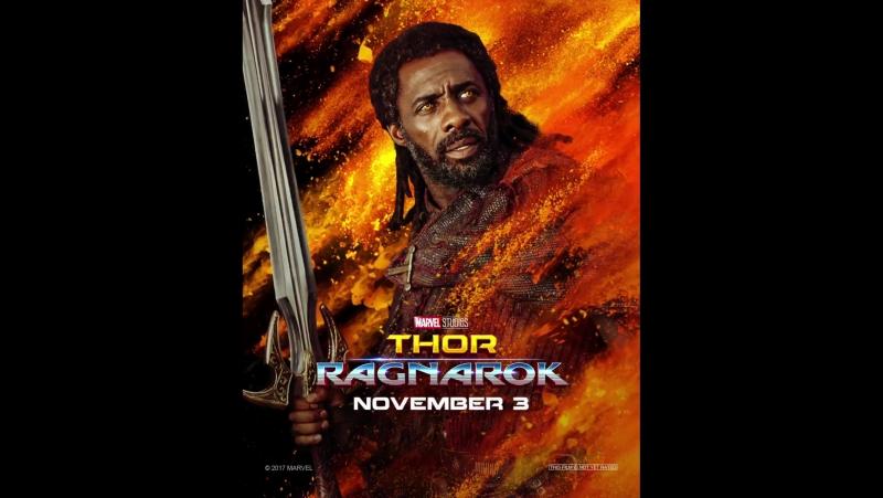 Heimdall | The Protector | Thor: Ragnarok