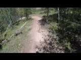 Granby Bike Park | Summer is Here POV - Tanner B