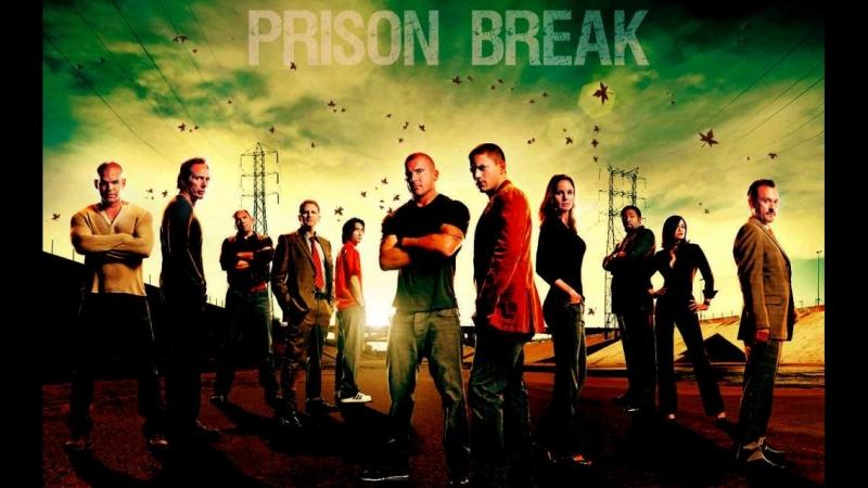 Побег из тюрьмы 2 сезон 17-22 серии (2006)
