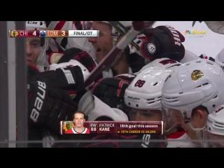 Highlights: CHI vs EDM Dec 29, 2017