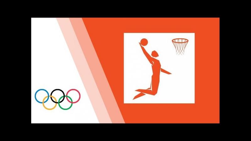 Пекин 2008. Баскетбол. Финал. США - Испания.