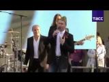 Хор Турецкого СМУГЛЯНКА. Концерт на Жандарменмаркт, Берлин. 7 мая 2017г