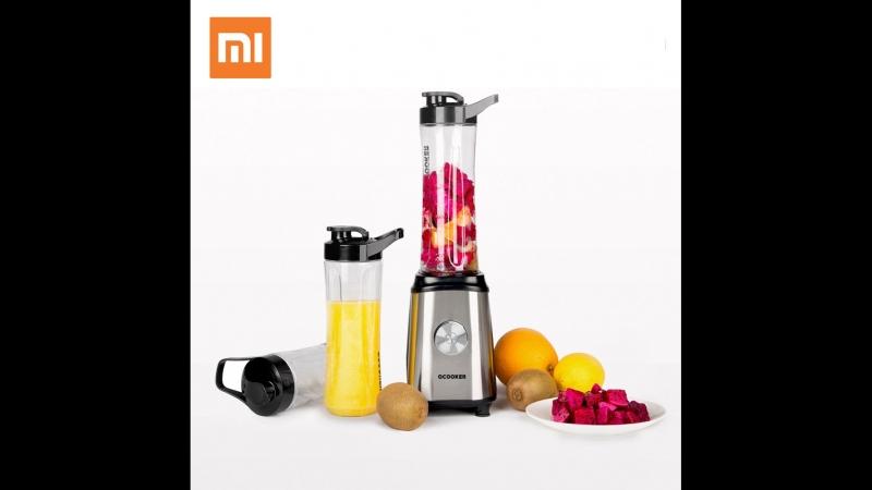 Xiaomi Circle Kitchen - практичный блендер для приготовления здоровой пищи