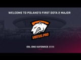 VP invited to ESL One Katowice 2018