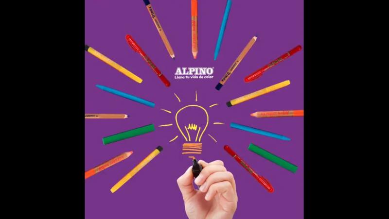 Товары для творчества ALPINO на BABADU.ru