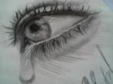 Ради славы- я видел как она плачет(